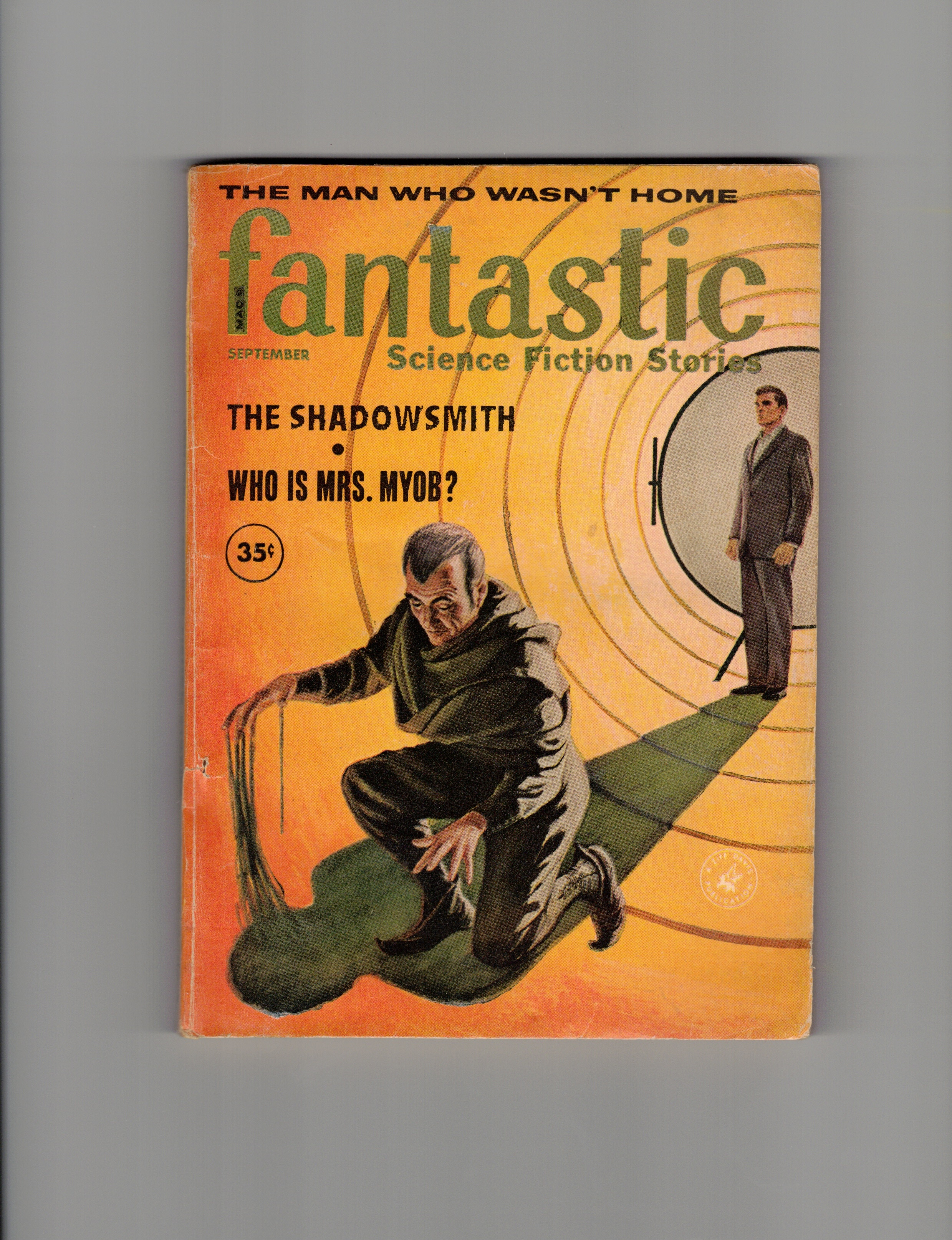 Image for Astounding Science Fiction (1951 - 12 Issues Complete)